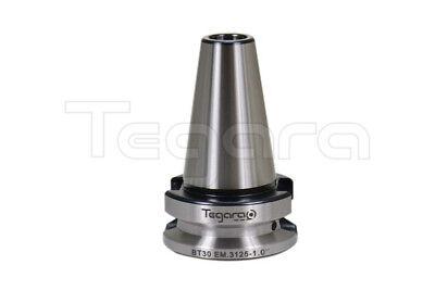 Tegara Bt30 516 1.00 End Mill Tool Holder G2.5 20000 0.0001 Certificate Taiwan
