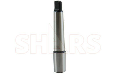 Shars 2mt To 3jt Drill Chuck Arbor Shank Mt2 Jt3 Morse Taper 2 Jacob Taper 3 New