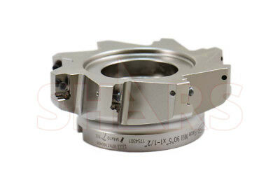 Shars 5 90 Indexable Face Mill Cutter Use Apmt Apkt 33 New 514.00 Off