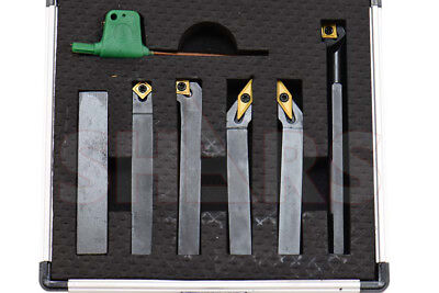 Shars 38 X 3 Turning Tool 38 X 4 Boring Bar 6pcs Set New