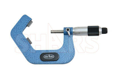 Shars 1.8-2.6 108 Degree 5 Flutes V-anvil Micrometer Graduation 0.001 New P