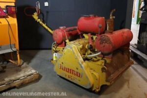 Duomat R66 Drum Compactor, Trench compactor, Lawn Roller