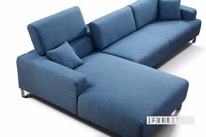 ifurniture Warehouse sale --SMARTVILLE Corner Sofa in three Colors