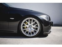 19inch BMW VMR CSL 3SDM Alloy Wheels with Tyres - Staggered - Concave - E46 E90 E92 M3