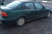 1999 Honda Civic SE 4 Door , Auto