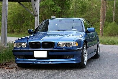 BMW 7 E38 FRONT SKIRT / SPOILER / LIP / VALANCE - ALPINA LOOK BRAND NEW!!!