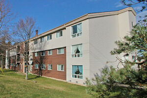 1 bedroom for just $800 on ground level with great walkout area!