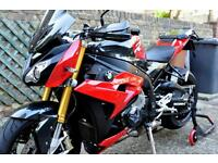 BMW S1000R SPORT!!!! IMMACULATE CONDITION