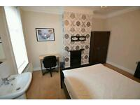 Furnished double room near city center friendly shared house bills incl