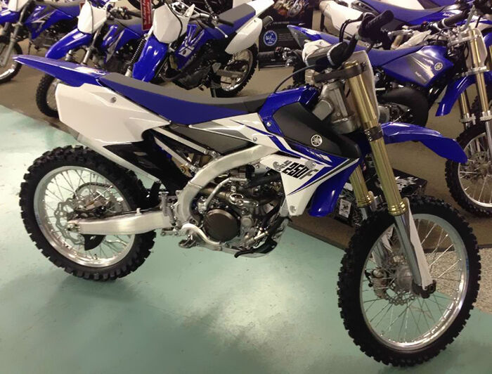 Top 10 dirt bikes ebay for Yamaha mini dirt bikes