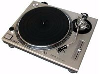 2 x Technics 1200mk2 Decks for Sale