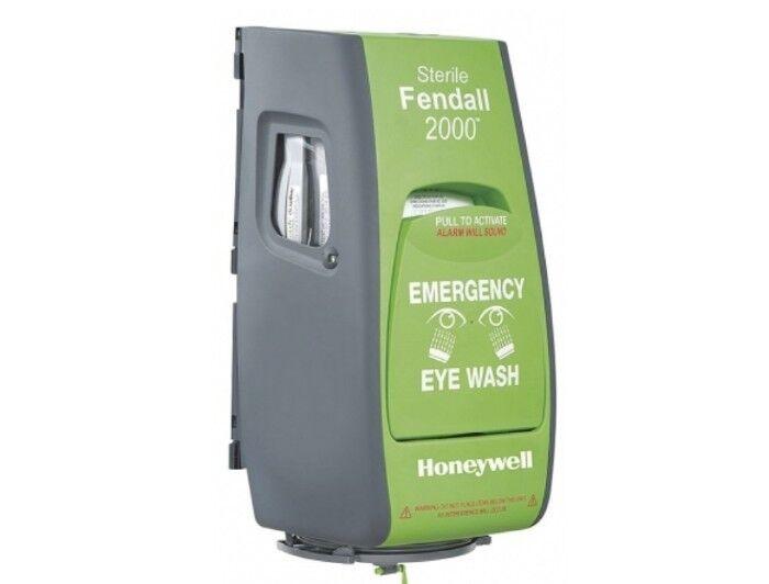 Emergency  Eye Wash Station Honeywell Fendall  26 Liter, 32-002000-0000 New