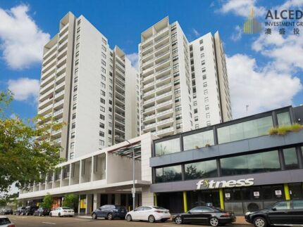 Parking Space 109-113 George St, Parramatta - $50/week
