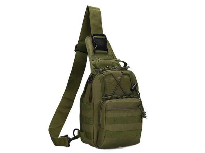 8L/10L/30L/55L/80L Outdoor Military Tactical Camping Hiking Trekking Backpack  8L Green