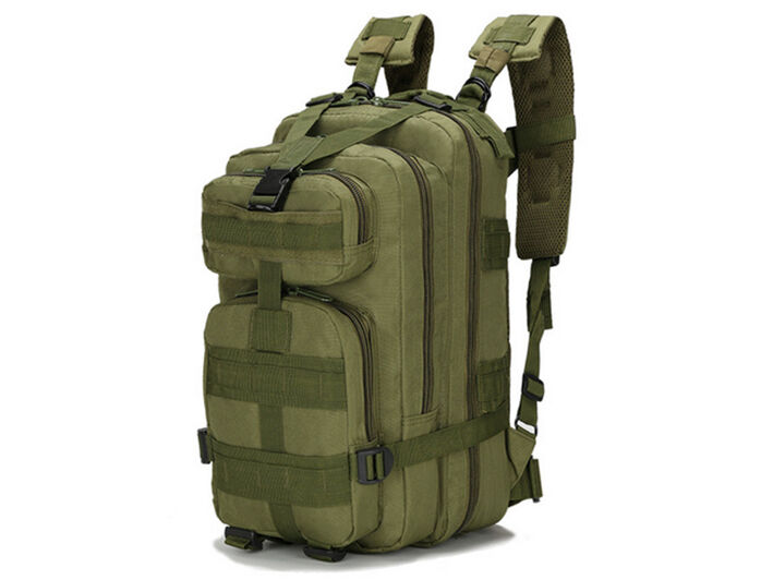 8L/10L/30L/55L/80L Outdoor Military Tactical Camping Hiking Trekking Backpack  30L Green