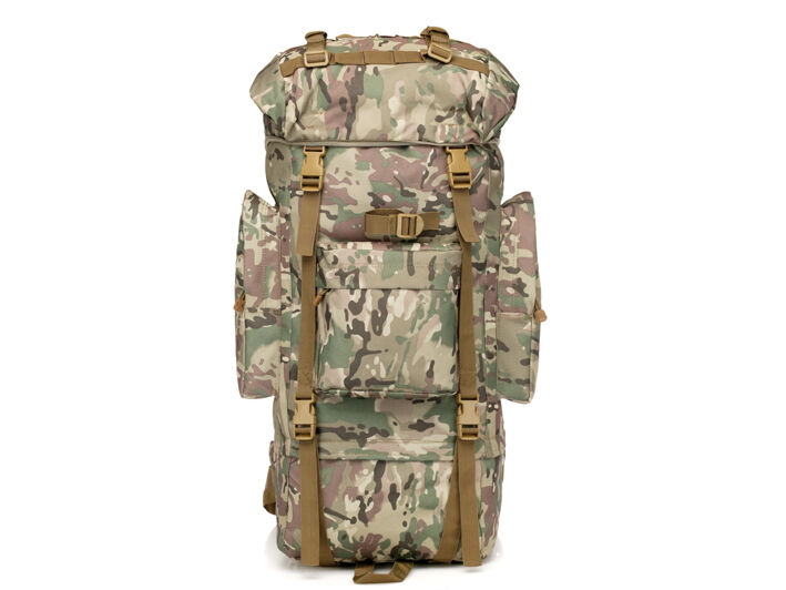 8L/10L/30L/55L/80L Outdoor Military Tactical Camping Hiking Trekking Backpack  80L Scorpion w2 OCP