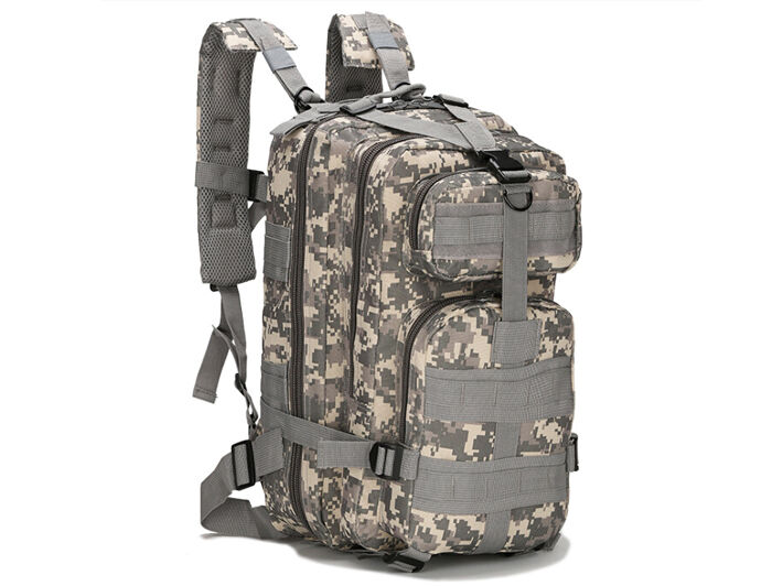 8L/10L/30L/55L/80L Outdoor Military Tactical Camping Hiking Trekking Backpack  30L ACU