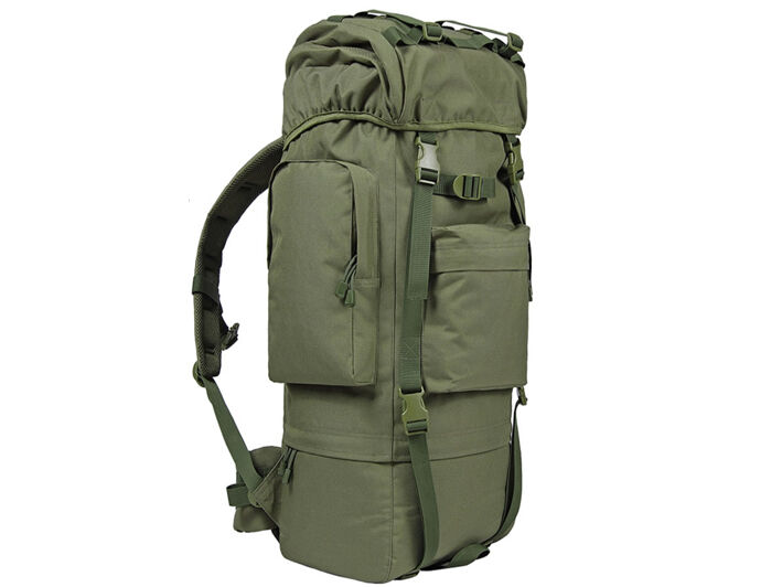 8L/10L/30L/55L/80L Outdoor Military Tactical Camping Hiking Trekking Backpack  80L Green