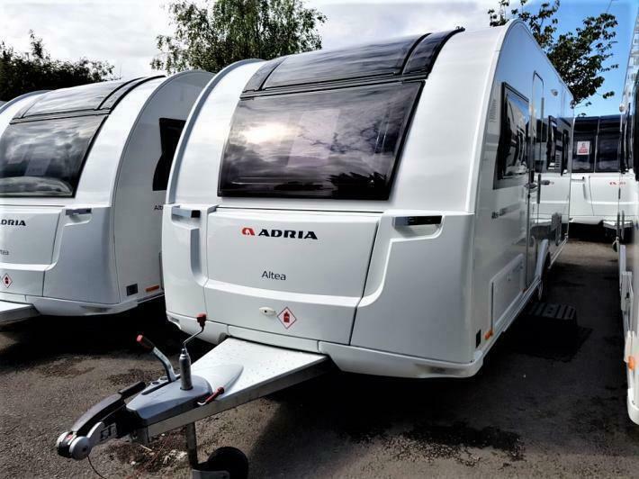 2018 Adria Altea 552 DT TAMAR New Caravan | in Highbridge, Somerset |  Gumtree
