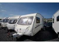2007 Sprite Coastline 480 Used Caravan
