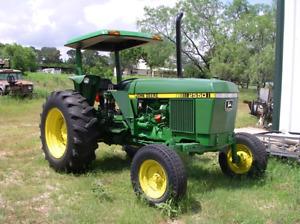 Wanted: John Deere Tractor(s) under  $10,000