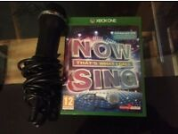 Now sing Xbox one