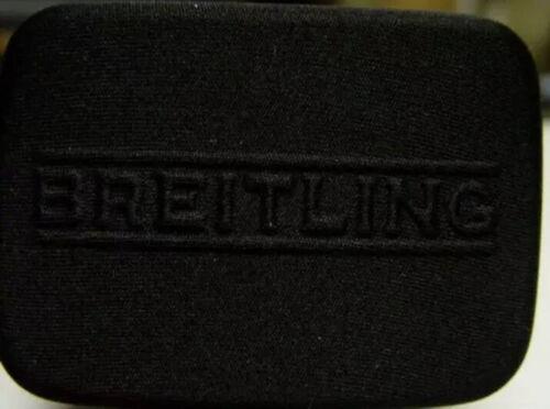 Breitling Watch Travel Storage Case Box With Insert,