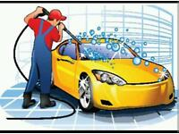 New Car Wash mobile valet Polish Glass shine home,office or away engine management reset check light