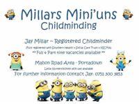 Registered Childminder - Portadown