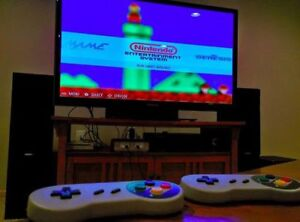Retro Gaming Console - Play PS1, N64, SNES and More!