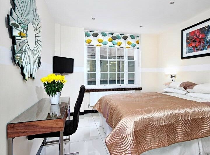 Double Room, Marylebone, Central London, Marble Arch, Oxford Street, Hyde Park, Bills Included, gt2