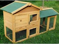 Rabbit hutches band new 147 cm long