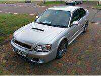 2003 Subaru Legacy B4 Blitzen JDM Twin Turbo