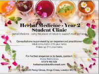 Well-being for mind, body, spirit - Herbal Medicine consultation in London