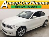 BMW 118 2.0TD auto 2011MY d Sport FROM £36 PER WEEK.