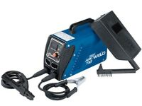 SEALEY 83402 DRAPER 83402 230V ARC/TIG INVERTER WELDER KIT (100A)