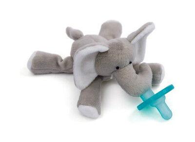 NEW | Wubbanub ELEPHANT Infant Baby Soothie Pacifier Binky | FREE SHIPPING