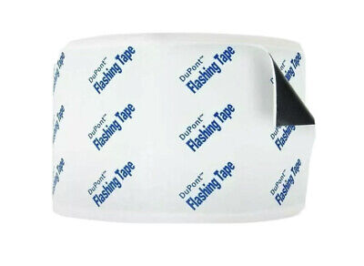 4 Dupont Tyvek Flashing Tape - 4 Roll - 75 Ft