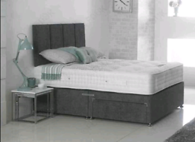 LOW PRICED DIVAN beds and items with FREE DELIVERY