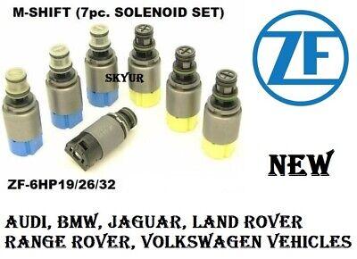 Auto Trans Valve Body Solenoid Kit For BMW Audi Jaguar Range Rover Volkswagen -