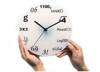 Math, Physics and Chemistry Tutoring 19$/hour cell 438-929-2864