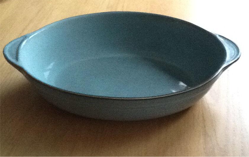 REDUCED! Denby Regency Green Large Oval Serving Dish