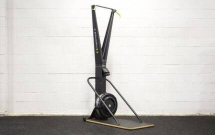 EX-DEMO CONCEPT2 SKIERG with PM5 MONITOR and FLOOR STAND.