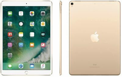 "NEW - Apple iPad Pro 10.5"" Tablet - 64GB A1701 - Wi-Fi - Gold (3D118LL/A)"