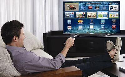 Smart TVs are great to set-up in the living room / family room.