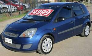 2008 Ford LX Fiesta - Only 101,000Km Lonsdale Morphett Vale Area Preview
