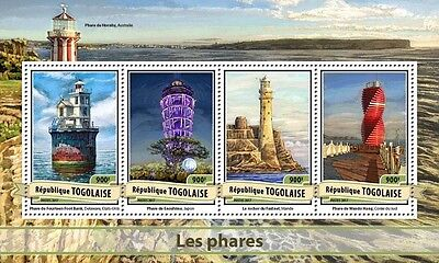 TOGO 2017 LIGHTHOUSES ARCHITECTURE LIGHTHOUSE S/S TG17111
