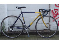 Italian Vintage Racing bike ROSSIN COLUMBUS frame 22inch - serviced warranty Welcome for test ride