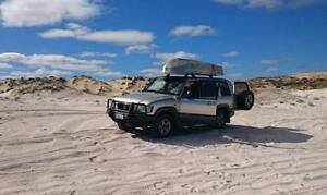 1998 Holden Jackaroo Wagon Perth Perth City Area Preview