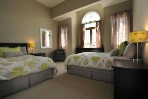 Executive Furnished Rooms, Private Suites and House